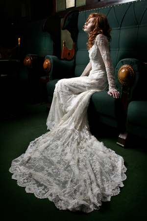 wedding dress fashion