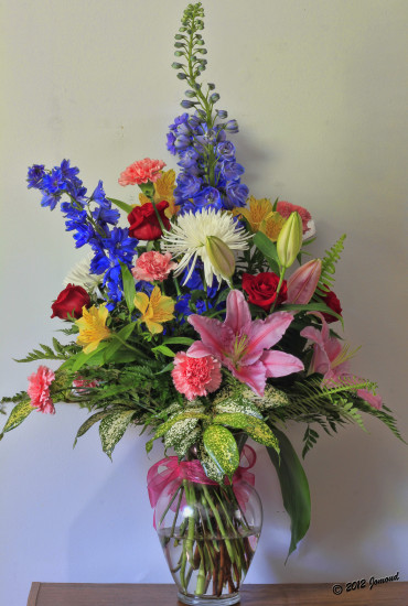 flowers bouquet