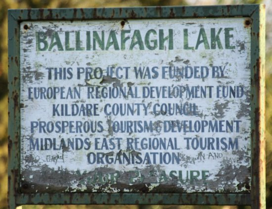 ballinafagh lake ireland