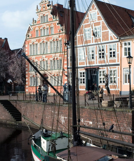 Germany Spring habour