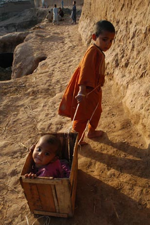 Afghan Children in Pakistan