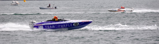 powerboat plymouth hoe