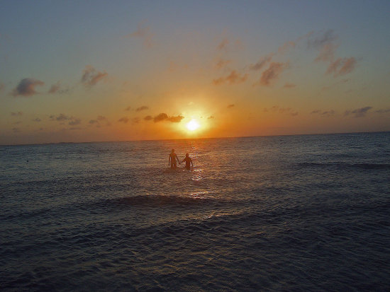 A recent trip to Isla Mujeres.  I could never capture the beauty in that image.  I did my best