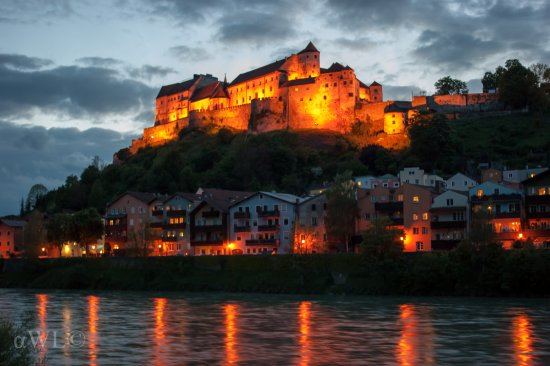 Burghausen an der Salzach - Germany - World longest castle