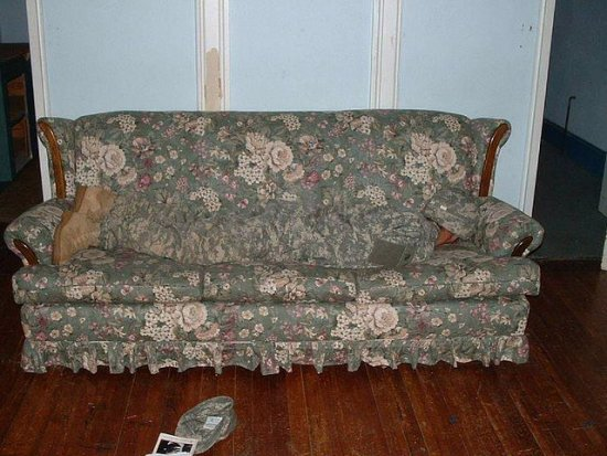 couch soldier