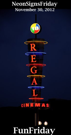 FunFriday NeonSignsFriday 113012