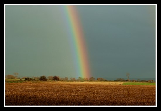 rainbow scenery landscape somerset somersetdreams