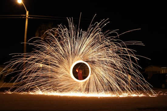 fire motion