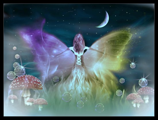fairy digitalartclub