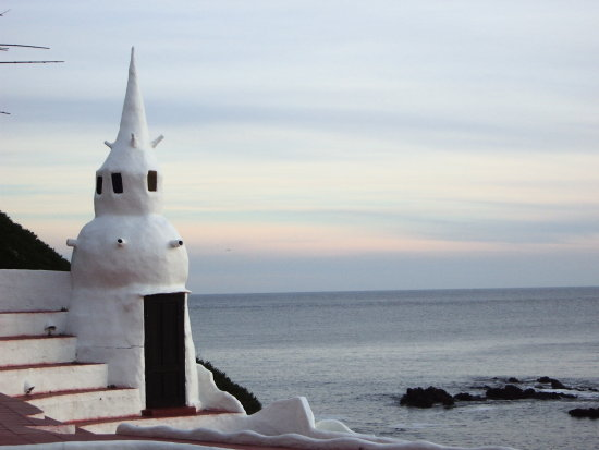 uruguay casapueblo hollidays sea atlantic ocean sunset tamerlans