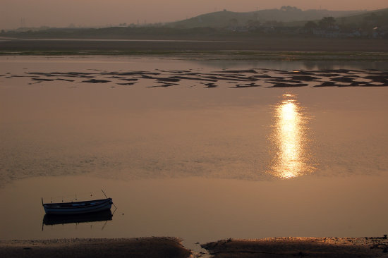 Sunrise Appledore