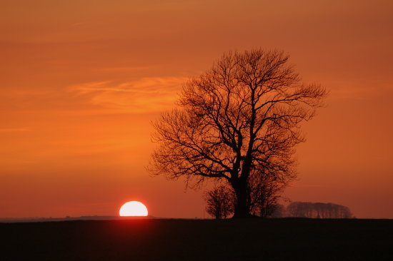 colorfriday sunset mere wiltshire