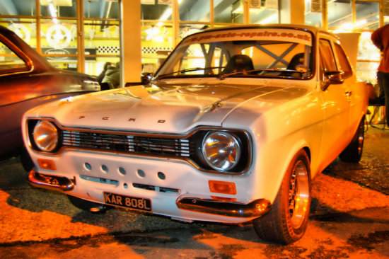 Pre1984 Fords The Ace Cafe London UK dotGALLERY