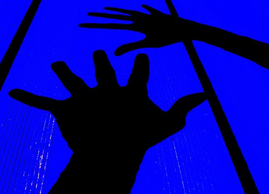 reaching for blue     view original image for best quality, please.