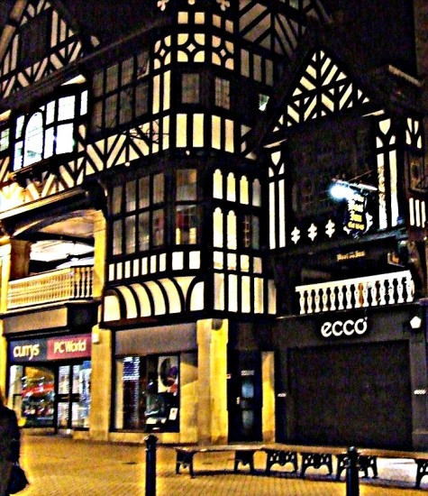 Chester City Centre HDR 2011rob