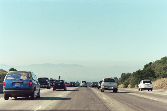 LAs 405 freeway