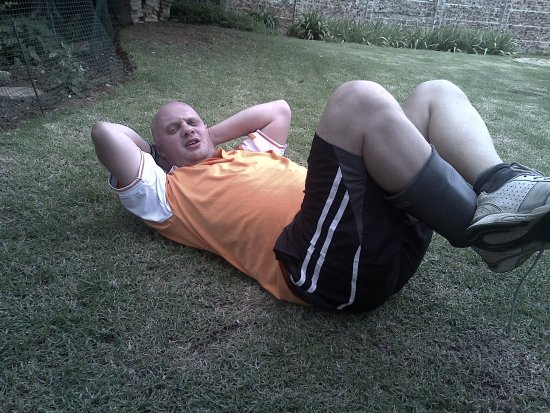 cefas gertjie dblm cycling fiets ry crunches