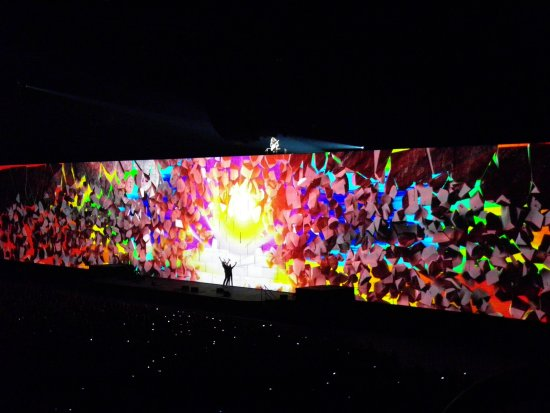 conert roger waters the wall perth littleollie