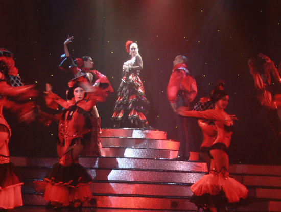 ARUBA The Latin Show