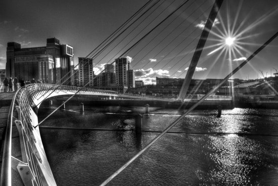 HDR Landscape Architecture Bridge Newcastle