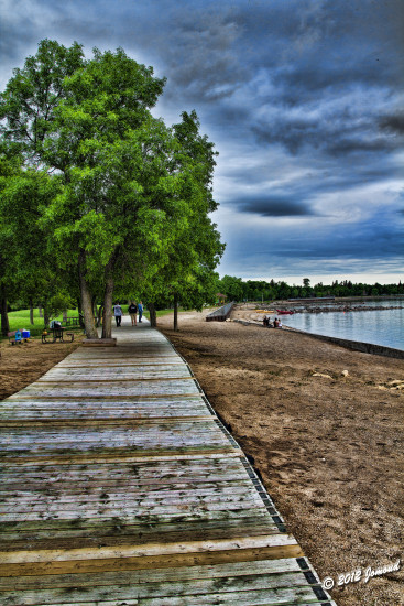 winnipegbeach manitoba canada