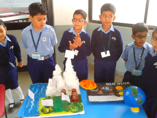 LML School Science exhibition