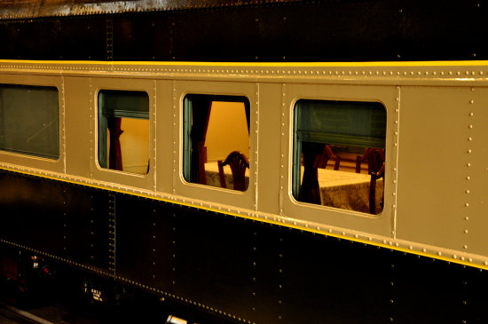 steamtown scranton pennsylvania railroad train dining car