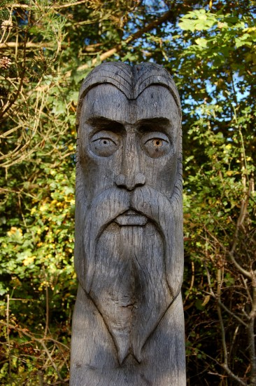 sculpture rosemoor devon