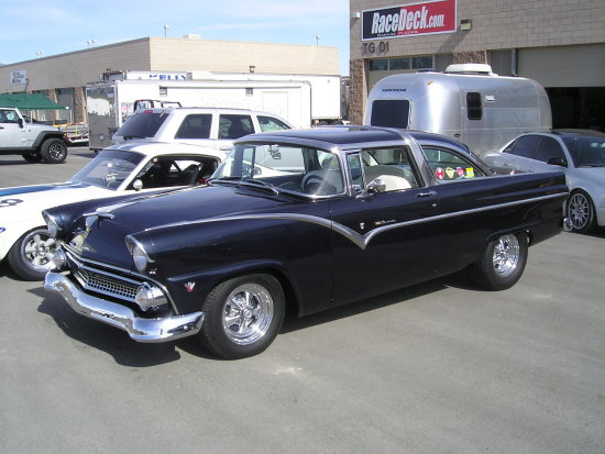 Ford Fairlane 50s 1956 Rod Hot Rod