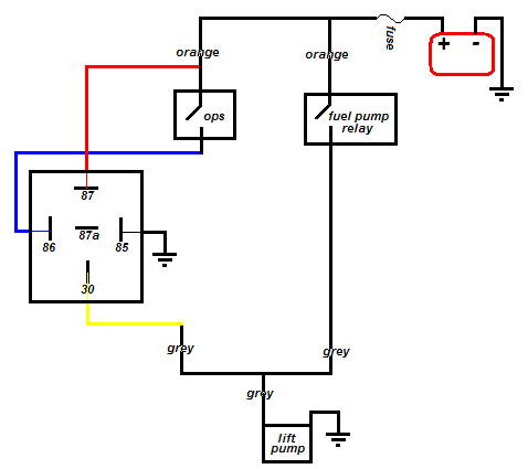[DIAGRAM_34OR]  OPS Rewire Diagram | Diesel Place | Ops Wiring Diagrams |  | Diesel Place