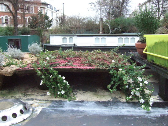 top tumble narrowboat