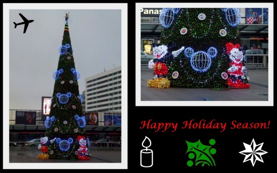 holiday seasons schiphol