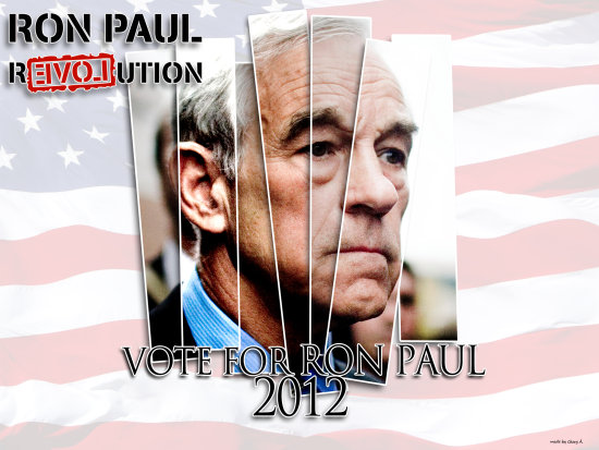 RON PAUL revolution 2012