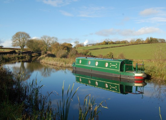 autumn great western canalclub