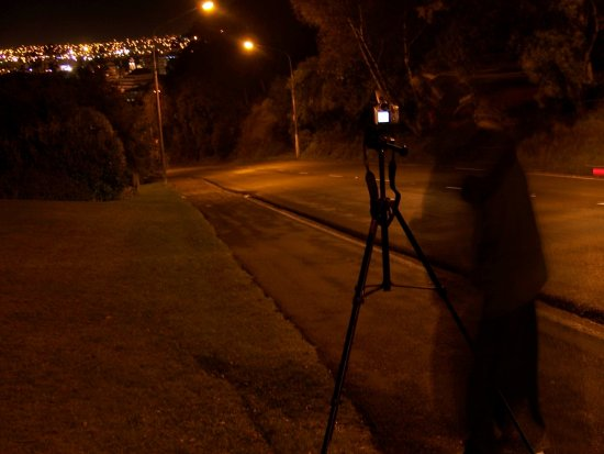 Night nzshutter dunedin ghostly