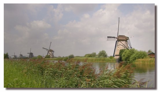netherlands kinderdijk mill landscape millclub nethx kindx millx viewn landn