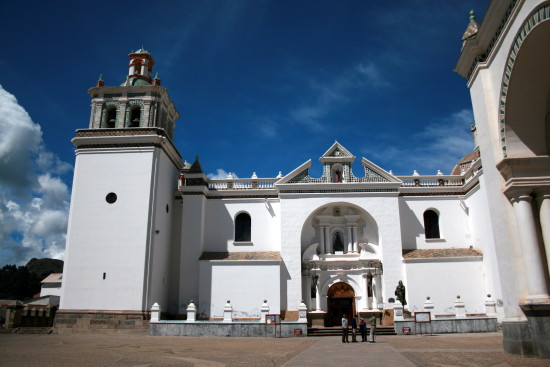 copacabana bolivia church