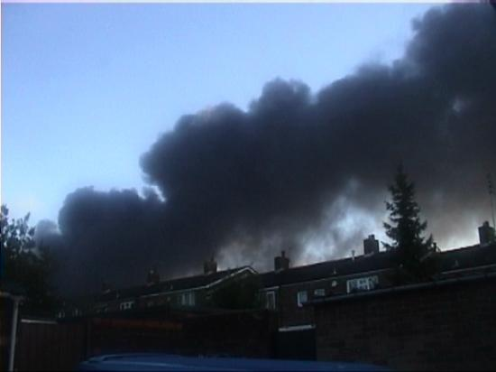 Buncfield Fuel Depot Explosion Harry Cichy Hemel Hempstead News BBC