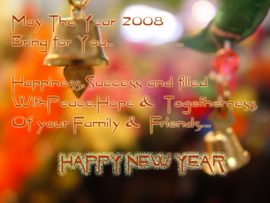 HAPPY NEW YEAR TO ALL MY FT FRIENDS