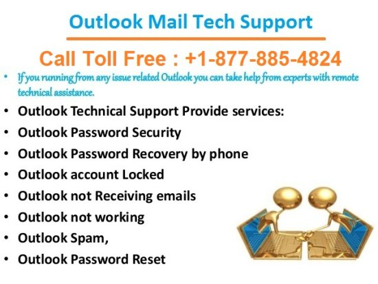 Microsoft Outlook Tech Technical Customer Service Support Care Helpdesk