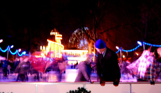 Winter Wonderland Hyde Park Ice Skating