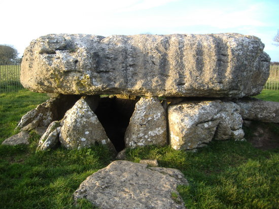 ancient burial ground anglesey