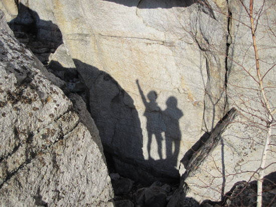 ROck Climbing Nature Rocks ny shadows