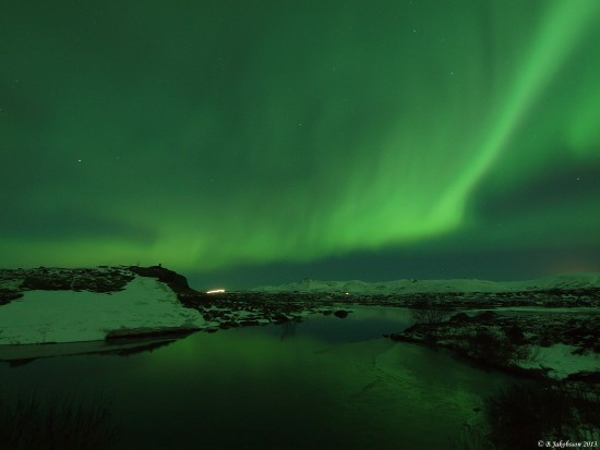 e620 sky stars aurora borealis northern lights Iceland