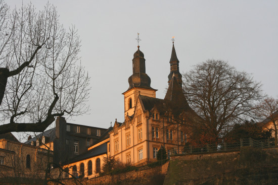 church luxembourg