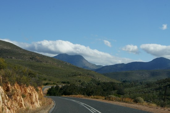 vacation south africa roads