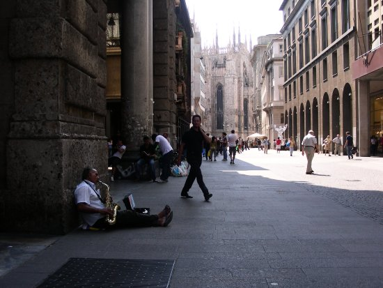 city Milano