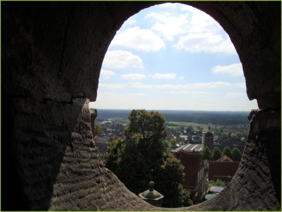 This is Germany...In a beautiful Castle.