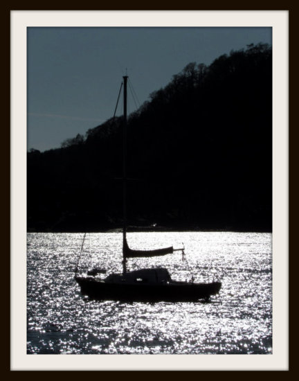 Windermere sailing yacht