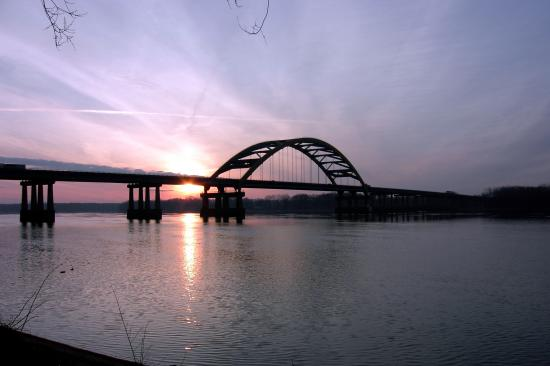sunrise river bridge